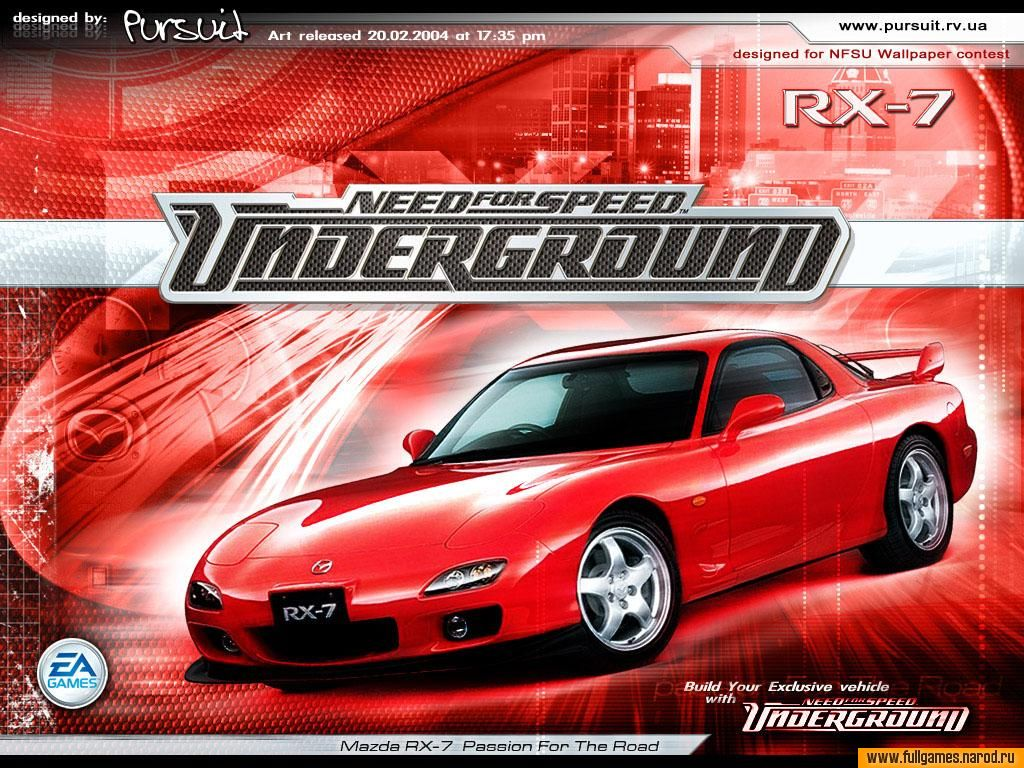 Need for Speed: Underground (1 of 16)
